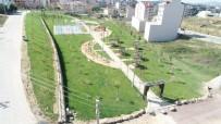 Çayırova'da Yeni Park İlgi Topladı