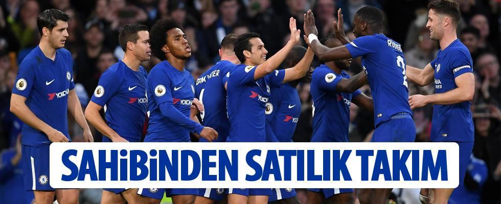 Chelsea satılıyor