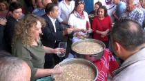 KALENDER - CHP Çorum İl Başkanlığı'ndan Aşure Dağıtımı