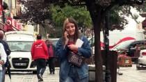 PORSUK - Edirne'de Hava Sıcaklığı Azaldı
