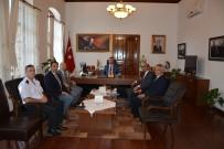 ALI SıRMALı - Edremit'te Yükseköğretim Güvenlik Toplantısı Yapıldı