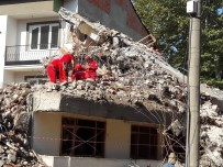 MESUT ÖZAKCAN - EFAK Üyeleri Balıkesir'deki Tatbikata Katıldı