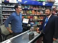 TEVFIK GÖKSU - Esenler Belediyesi, 20 Bin Esnafı Dinledi