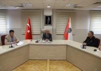 JANDARMA ALAY KOMUTANLIĞI - Eskişehir'de Kent Güvenliği Toplantısı Yapıldı