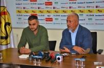 ADıGÜZEL - Eskişehirspor'da Hedef Play-Off'a Kalabilmek