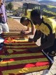 GEVREK - Evkur Yeni Malatyaspor Taraftarından İmzalı Formalara Büyük İlgi