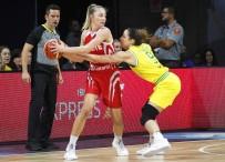 IŞIL ALBEN - FIBA Kadınlar Dünya Kupası Açıklaması Avustralya Açıklaması 90 - Türkiye Açıklaması 64