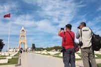 YAHYA ÇAVUŞ - Fotoğrafçılar, Çanakkale'de Ecdatla Buluştu