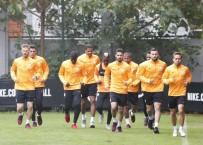 FLORYA - Galatasaray, BB Erzurumspor Maçı Hazırlıklarına Başladı