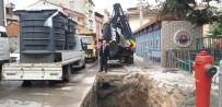 Gemlik'te Yer Altı Çöp Konteynırları Yaygınlaşıyor