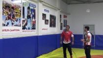 DÜNYA ŞAMPİYONU - Genç Dünya Şampiyonunun İdolü Hamza Yerlikaya