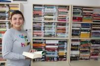 TURAN ERDOĞAN - Gençlik Merkezi Kütüphanesi Yenilendi