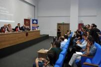 ULUSLARARASI ÇALIŞMA ÖRGÜTÜ - GSO Başkanı Ünverdi Projeleri Anlattı