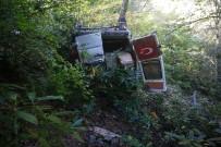 YEŞILKÖY - Gümüşhane'de Yayla Dönüşü Minibüs Uçuruma Yuvarlandı Açıklaması 3 Ölü, 3 Yaralı