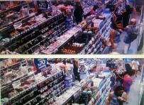 ALKOLLÜ İÇECEK - Güvenlik Kamerasından Tespit Edilen Hırsız Yakalandı