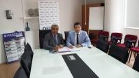 UĞUR MUMCU - Hisarcık Belediyesi GES'le Kendi Enerjisini Üretecek