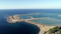 APRON - İnşaatında 30 Milyon Tonluk Deniz Dolgusu Yapıldı