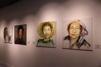 TAKSIM MEYDANı - 'İstanbul'a Bir Bakış' Sergisi Sanatseverlerle Buluştu