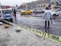 İstanbul otogarında silah sesleri... Yaralılar var