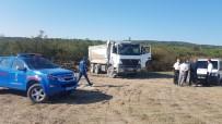 Jandarma Moloz Döken Sürücüyü Suçüstü Yakaladı