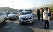 ZİNCİRLEME KAZA - Kastamonu'da Zincirleme Kaza Açıklaması 4 Yaralı