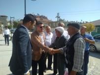 MEHMET CAN - Milletvekili Özkan'dan Yoğun Tempo