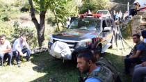 YEŞILKÖY - Minibüs Uçuruma Yuvarlandı Açıklaması 3 Ölü, 3 Yaralı