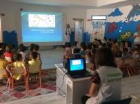 KELOĞLAN - Öğrencilere Yönelik Ağız Ve Diş Sağlığı Eğitimi