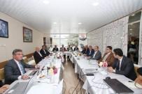 OSMAN KAYMAK - OKA Eylül Ayı Toplantısı Amasya'da Yapıldı