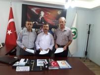 MUSTAFA BEKTAŞ - Pazarlar Belediyesinde Toplu İş Sözleşmesi İmzalandı
