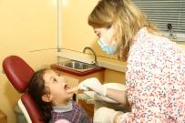 DİŞ FIRÇASI - 'Sağlık Sokağı'nda Ücretsiz Mamografi Çekimi