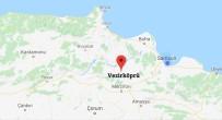 DEPREM - Samsun'da 3,3 Büyüklüğünde Deprem Meydana Geldi