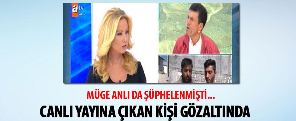 Müge Anlı da şüphelenmişti... Sedanur Güzel'in cinayetinde canlı yayına çıkan kişi gözaltında