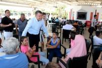 BAYRAK YARIŞI - Silifke Belediyesi'nden Engelsiz Kamp