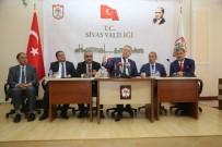TERMAL TURİZM - Sivas'ın Kaplıcaları Termal Ve Sağlık Turizm Zirvesinde Tanıtılacak