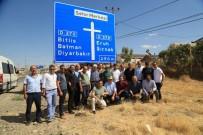 KAMULAŞTIRMA - Sular Altında Kalacak Yusufeli'nden Sular Altında Kalacak Hasankeyf'e Ziyaret