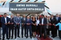 AMASYA VALİSİ - Taşova'da Emine Bursalı İmam Hatip Ortaokulunun Açılışı Yapıldı
