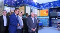 SEMİHA YILDIRIM - TBMM Başkanı Yıldırım, Registan Meydanı'nı Ziyaret Etti