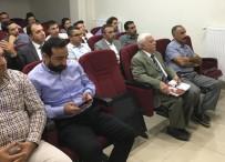 SOLUCAN GÜBRESİ - TOSGEB Doğu Anadolu Bölgesi Solucan Gübresi Üreticileri Erzincan'da Toplandı