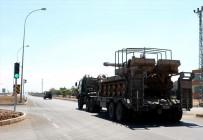 ZIRHLI ARAÇLAR - TSK'dan Hama'ya Askeri Takviye