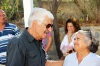 GÖKTÜRK - Ünlü Oyuncu Salih Kalyon'dan 47 Yıllık Eşine Son Veda