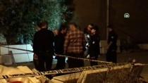 SANAYİ SİTESİ - Üzerine Dökülen Tiner Alev Aldı