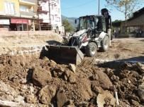 VEZIRHAN - Vezirhan'da Meydan Yenileme Çalışmaları Devam Ediyor