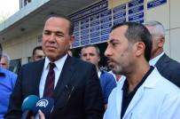BAŞSAĞLIĞI - Yakup Yavru'ya Doktorlar 30 Dakika Müdahale Etmiş