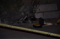 SANAYİ SİTESİ - Yanarak Feci Şekilde Can Veren Şahsın Olayının Arkasında Cinayet Çıktı