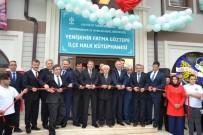 EFKAN ALA - Yenişehir'e 20 Bin Kitaplı İkinci Kütüphane