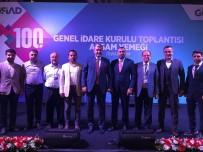 GENÇLİK VE SPOR BAKANI - Yıldızgörer, MÜSİAD 100. Genel İdare Kurulu'na Katıldı