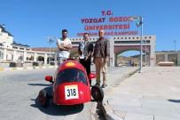 BOZOK ÜNIVERSITESI - 1 Liraya 180 Kilometre Giden Yerli Araç Ürettiler