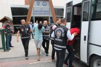 ELEKTRONİK EŞYA - 2 Milyon TL'lik Elektronik Eşya Çalan 'Balyoz Çetesi'nden 5 Kişi Tutuklandı