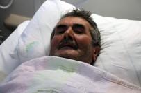 KAÇIRILMA - 3 Gün Traktörün Altında Kalan Adamın Tedavisi Sürüyor